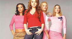 Lindsay Lohan leads the cast of Mean Girls