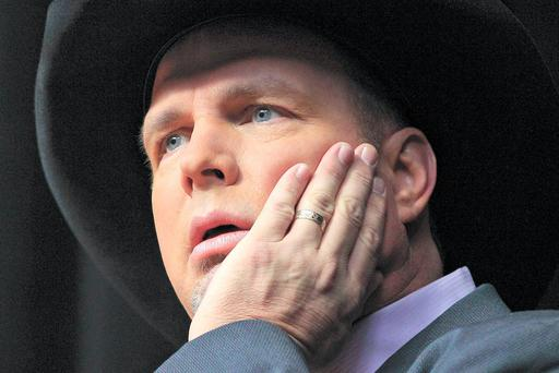 Garth Brooks: will play none of his planned Croke Park concerts