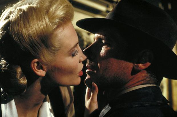 Harrison Ford and Alison Doody in Indiana Jones and the Last Crusade