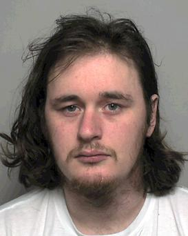 Mark Sandland, 28, who has been sentenced to 8 years in prison for killing his baby daughter Aimee-Rose