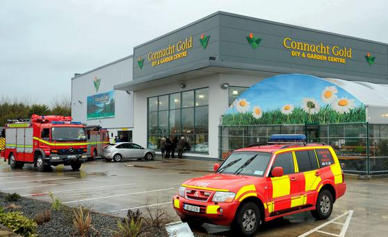 Connacht Gold DIY & Garden Centre, Longford, 29.1.13 Picture by Willie Farrell