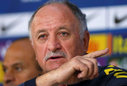 Neymar's agent Wagner Ribeiro has launched a scathing attack on Luiz Felipe Scolari