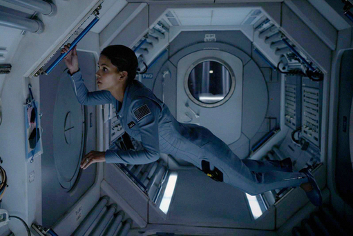 Halle Berry in 'Extant'