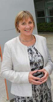 Julie Sinnamon, CEO Enterprise Ireland