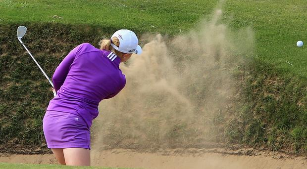 Stephanie Meadow has opted to play for Ireland when golf returns to the Olympics in 2016 in Rio