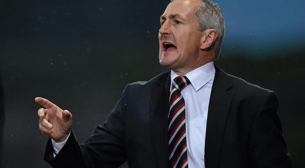 Cork City manager John Caulfield. Picture credit: Diarmuid Greene / SPORTSFILE
