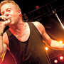 Macklemore performing at Marlay Park, Dublin, July 10 2014