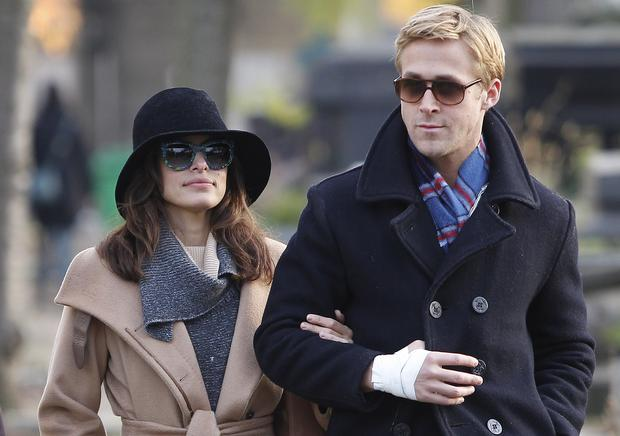 Ryan Gosling and Eva Mendes are first time parents