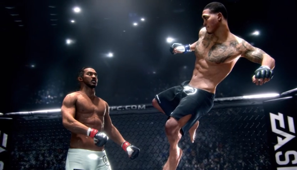 EA Sports UFC for Xbox One and PS4
