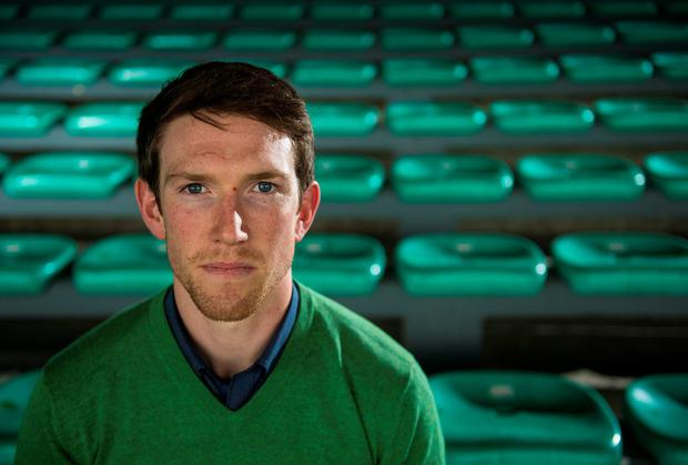 Limerick's Seamus Hickey says he loves the skill that playing at corner-back demands of him. Photo: Diarmuid Greene / SPORTSFILE