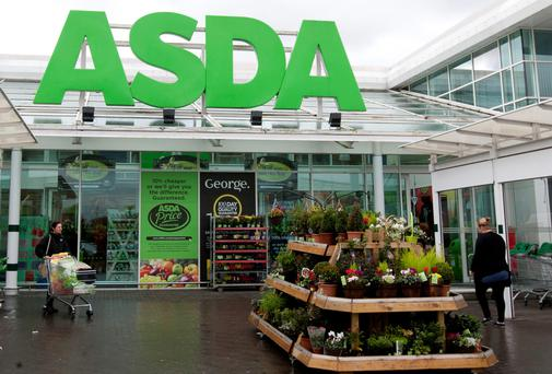 ASDA: The chain is moving its online processing to Ireland