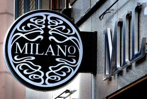 Italian restaurant chain Milano is to be sold to China's Hony Capital for €1.1bn