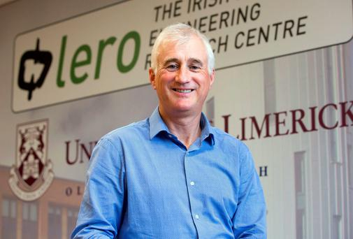 Lero chief scientist Professor Brian Fitzgerald