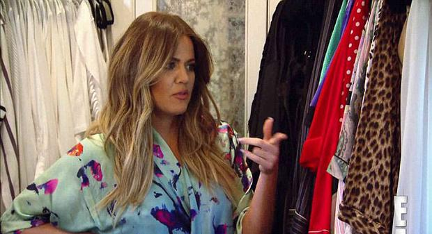Khloe revealed the extent of her upset during the latest episode of her reality show
