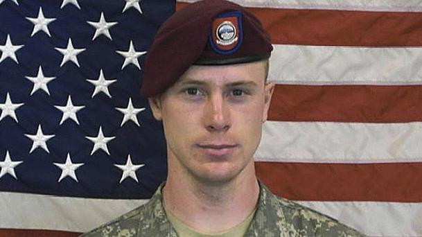 Bowe Bergdahl, the US soldier who was a prisoner of war in Afghanistan for five years