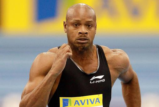 Asafa Powell has had his doping ban reduced from 18 months to six months and is free to compete immediately, the Court of Arbitration for Sport has announced. Photo: David Jones/PA Wire.