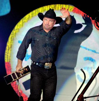 Garth Brooks has confirmed that the five Croke Park concerts will not be taking place. Photo: Getty Images