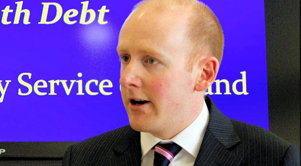 Lorcan O'Connor, Insolvency Service Ireland Director