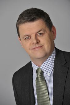 Robert Pitt, the incoming INM chief executive