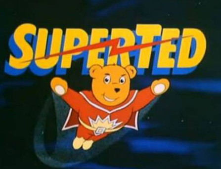 SuperTed is to return to the BBC after more than 30 years