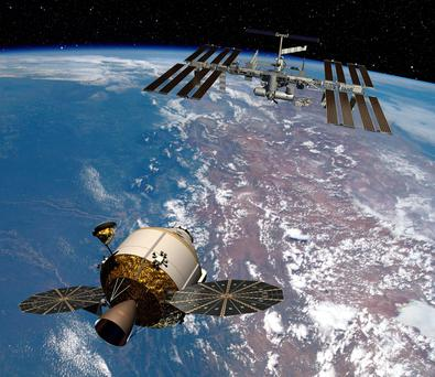Space tourism could be on the cards in four years