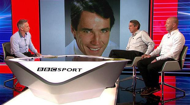 Alan Hansen on Match of the Day