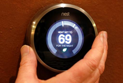 Google bought thermostat maker Nest in January
