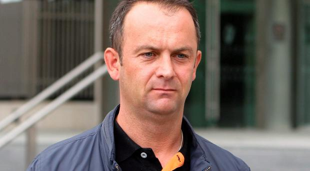 Niall Barron has been charged with stealing almost €2m from his employer Vodafone
