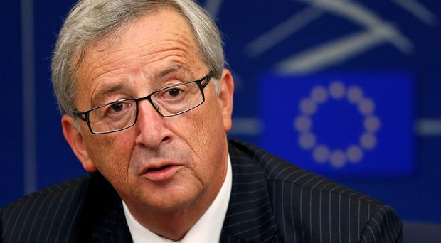 Newly elected European Commission president Jean-Claude Juncker
