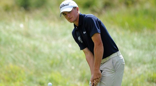 Greystones amateur Paul Dunne is to tee off in the Open Championship tomorrow
