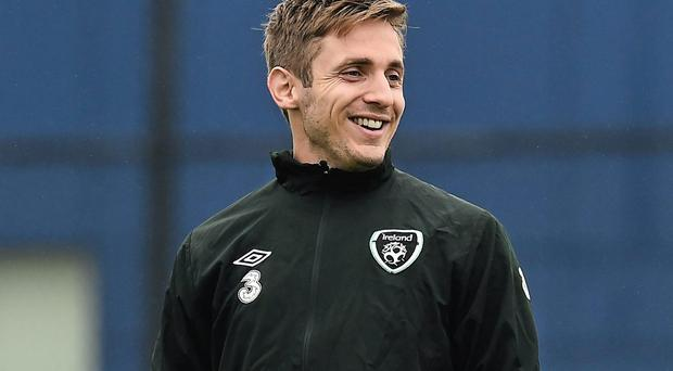 Ireland striker Kevin Doyle is currently in exile at Wolves and has been forced to train away from the first-team squad. Photo: David Maher / SPORTSFILE