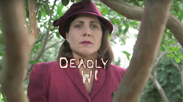 Investigation Discovery channel series 'Deadly Women'