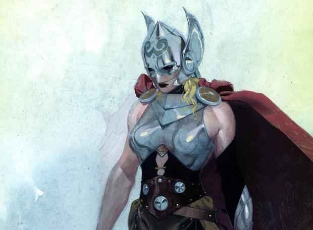 The new female incarnation of Thor is here to stay, Marvel has confirmed