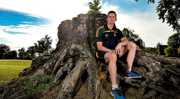 Meath captain Kevin Reilly is looking forward to Sunday's clash with Dublin. Photo: Barry Cregg / SPORTSFILE
