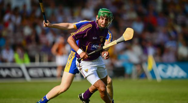 Keith Rossiter insists Wexford are 'training to be competitive and to win'. Photo: Ray McManus / SPORTSFILE
