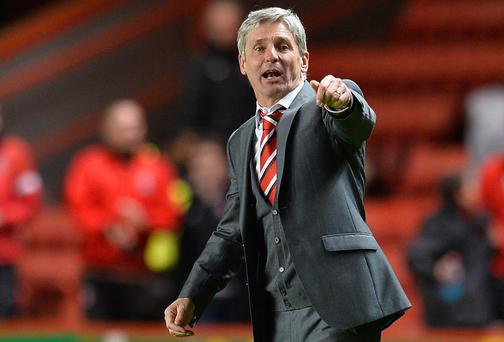 Blackpool manager Jose Riga Manager has been assured by chairman Karl Oyston that new recruits will be signed this summer. Photo by Justin Setterfield/Getty Images