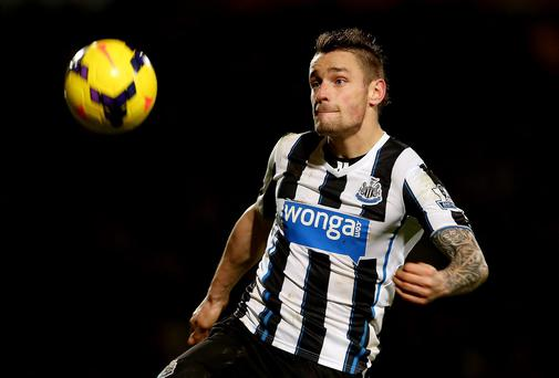 Mathieu Debuchy has completed his move from Newcastle United to Arsenal. Photo: Scott Heavey/Getty Images