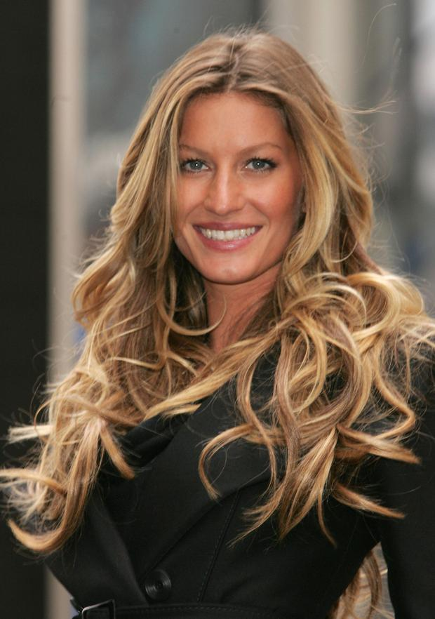 Gisele is the wealthiest model in the world