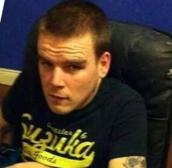 Wayne Moran, from Dundalk, Co Louth, was last seen at 11.30am on July 15 on the Castletown Road, Dundalk