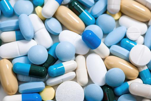 Pharmaceutical and chemical items accounted for almost half of the products made and sold in Ireland last year
