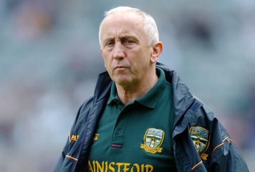 'Sean Boylan harnessed passion's play in the '70s, '80s and '90s. Meath played with an almost unique blend of vagabond and creative at the same time.' Photo: David Maher / SPORTSFILE