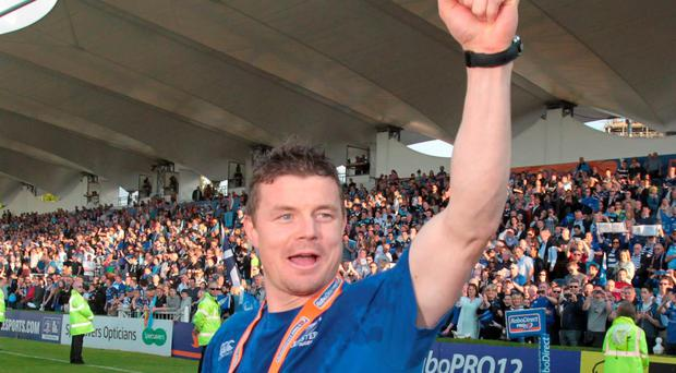 Brian O'Driscoll's vast experience on the field will help his punditry career