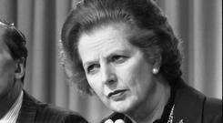 WARNING: Margaret Thatcher predicted that small economies in the EU would find themselves dominated by larger ones