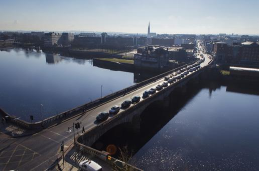 Gun crime in Limerick is at historically low levels