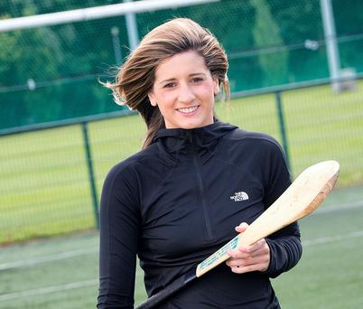 Wexford Camogie player Mags D'Arcy