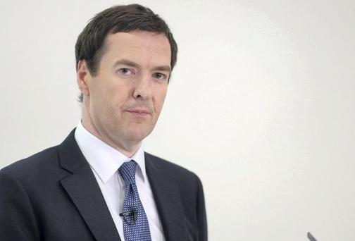 Britain's Finance Minister, George Osborne, says he is keen to give people more freedom to tap into the savings they set aside during their working life by forcing innovation in the UK's £12bn per year annuity market. Photo credit: Chris Ratcliffe/Bloomberg