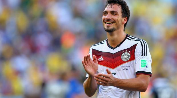 Borrusia Dortmond defender Mats Hummels is a target for Manchester United. Photo: Martin Rose/Getty Images