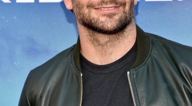 Actor Bradley Cooper attends The World Premiere of Marvels epic space adventure Guardians of the Galaxy, directed by James Gunn and presented in Dolby 3D and Dolby Atmos at the Dolby Theatre. (Photo by Alberto E. Rodriguez/Getty Images for Disney)