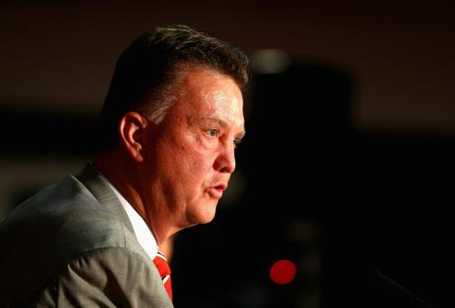 Louis van Gaal has ordered that the current training ground pitches at the club be ripped up and replaced with an Old Trafford-like surface