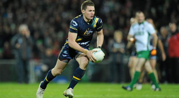 Patrick Dangerfield has committed to playing for Australia in the international rules Test in Perth in November. Photo: Ray McManus / SPORTSFILE